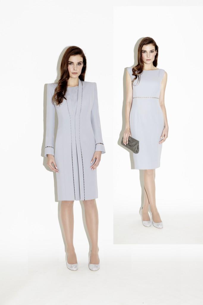 Mandolin Coatdress and Dress