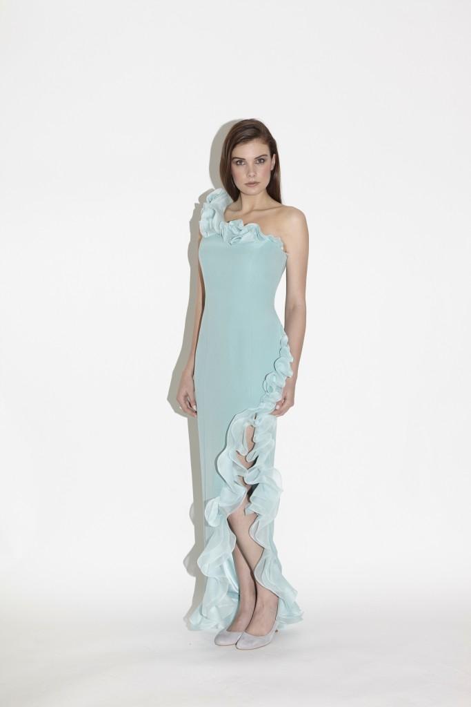 St Tropez Evening Dress