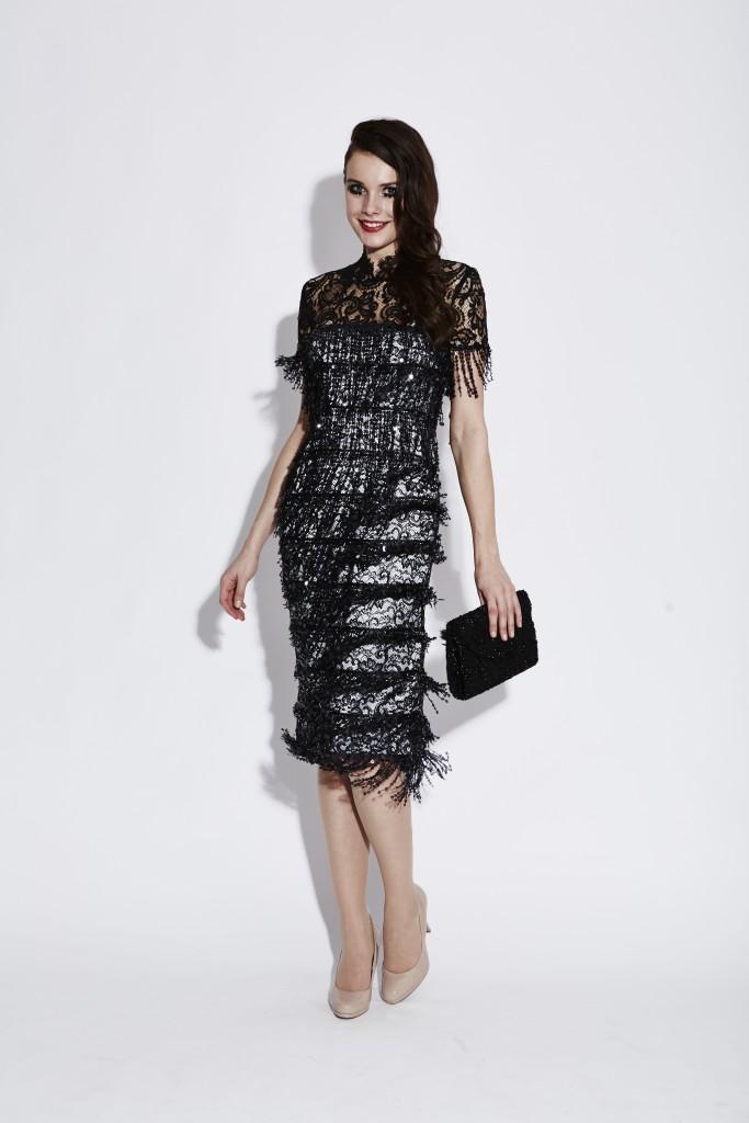 Raven Swing Dress